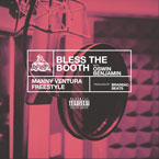 Oswin Benjamin - Manny Ventura (Bless The Booth Freestyle) Artwork