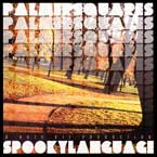 The Palmer Squares - Spooky Language Artwork