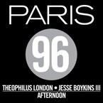 Paris 96 (Theophilus London &amp; Jesse Boykins III) - Afternoon Artwork