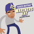 Mariners Hat Artwork