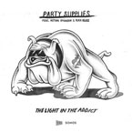 Party Supplies ft. Action Bronson & Black Atlass - The Light in the Addict Artwork
