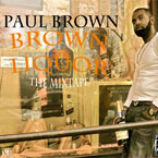 Paul Brown ft. UFO Fev - Inner City Blues Artwork