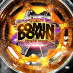 Peryon J Kee ft. GunPlay - Comin Down Artwork