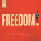Pharrell Williams - Freedom Artwork