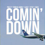 Coming Down Promo Photo
