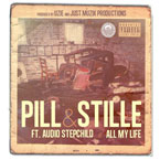 Pill x Stille ft. Audio Stepchild - All My Life Artwork