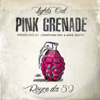 "Pink Grenade ft. Royce Da 5'9"" - Light's Out Artwork"