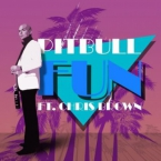 Pitbull - Fun ft. Chris Brown Artwork