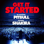 Pitbull ft. Shakira - Get It Started Artwork