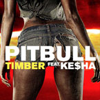 Pitbull ft. Ke$ha - Timber Artwork