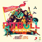 Pitbull ft. Jennifer Lopez & Claudia Leitte - We Are One (Ole Ola) Artwork
