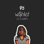 PJ - Wish List ft. K Camp Artwork