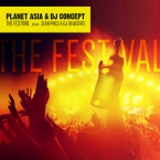 Planet Asia & DJ Concept - The Festival ft. Sean Price & DJ Devastate Artwork
