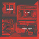 Planet Asia x G-Force - Corner Store Artwork