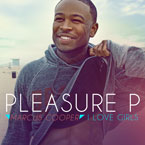 Pleasure P ft. Tyga - I Love Girls Artwork