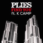 Plies ft. K Camp - Find You Artwork