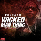 Popcaan - Wicked Man Ting Artwork