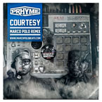 PRhyme - Courtesy (Marco Polo Remix) Artwork