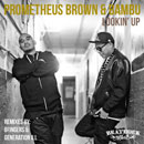 Bambu x Prometheus Brown - Lookin' Up Artwork