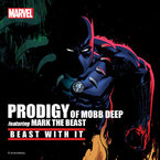 Prodigy - Beast With It ft. Mark The Beast Artwork