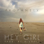 PropaneLv - Hey Girl Artwork
