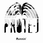 Prote-J ft. D. Daniels - Runnin' Artwork