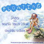 P.SO the Earth Tone King ft. Denitia Odigie - Floating Artwork