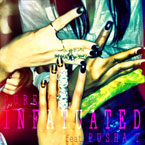 Pure ft. Pusha T - Infatuated Artwork