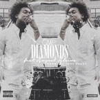 Que ft. August Alsina - Diamonds Artwork