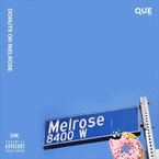 QUE. - Donuts On Melrose Artwork