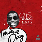 QUE. - Gucci Said Artwork