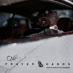 QUE. - Prayer Hands Artwork