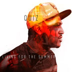 Quiz - Living For The Summer ft. Alex Simone Artwork