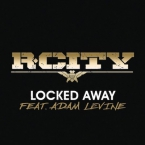R. City - Locked Away ft. Adam Levine Artwork
