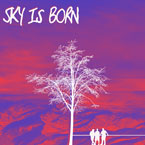 Radical Something - Sky Is Born Artwork