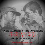 Radio Ramone x The Avengers - POWER Artwork