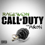 Raekwon ft. Akon - Call of Duty Artwork