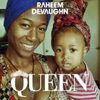 Raheem DeVaughn - Queen Artwork