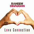 Raheem Devaughn - Love Connection Artwork