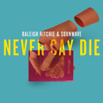 Raleigh Ritchie & Sounwave - Never Say Die Artwork