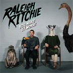Raleigh Ritchie - You Make It Worse Artwork