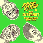 Raleigh Ritchie - The Chased Artwork
