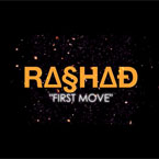 RASHAD - First Move Artwork
