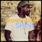 Rashid Hadee ft. Pumah - Shine Artwork