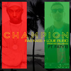 Ras Kass & Louie Rubio ft. Faty B - Champion Artwork