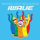 Ras Kass x Doc Hollywood - I Wave Artwork