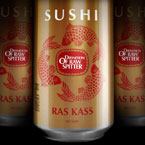 Ras Kass - Sushi Artwork