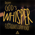 Raury - God's Whisper (Flosstradamus & Aryay Remix) Artwork