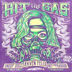 Raven Felix - Hit The Gas ft. Snoop Dogg & Nef The Pharaoh Artwork