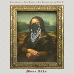 Raven Sorvino x Doley Bernays x Kris Kasanova - Mona Li$a Artwork